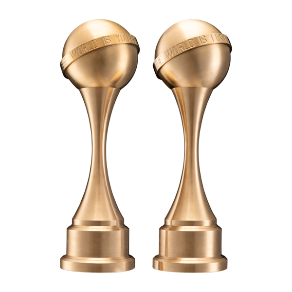 Globe Award Tim de Vries